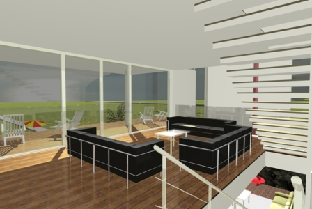 rendering house brucoli