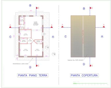 plan farmhouse ragusa